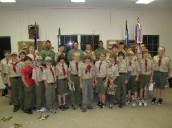 Boy Scouts Troop 162 - WhiteTail Solutions Archery Talk