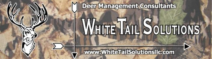 WhiteTail Solutions - Managing Deer Populations through Traditional & Alternative Methods of Deer Management